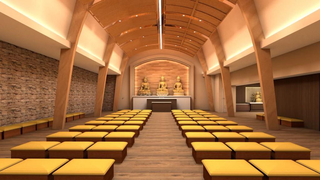 Chan (Zen) Hall