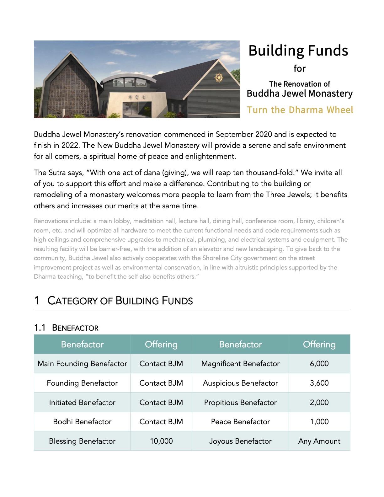 BJM Bldg Fund Project_a